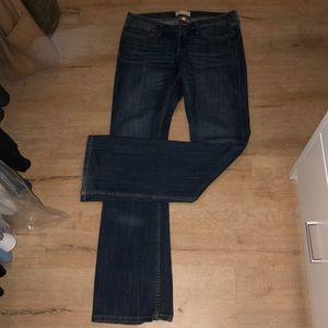 Banana Republic bootcut Jeans